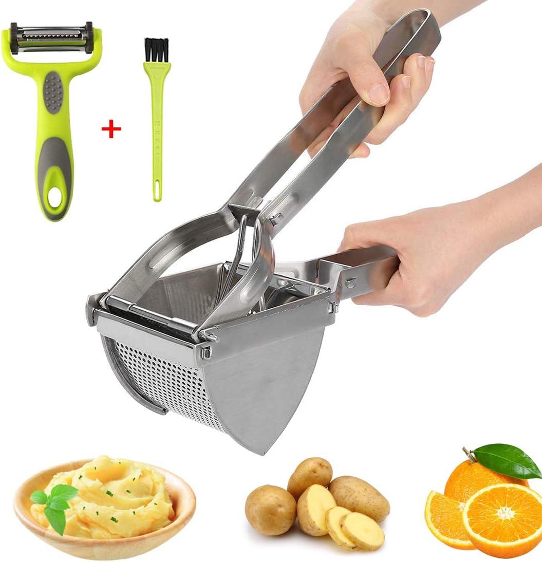 ShenyKan Creativo in Ceramica Pelapatate Coltello da Frutta Portatile Cucina Pialla per Uso Domestico Frutta Verdura Coltello per sbucciare Patate Pelapatate