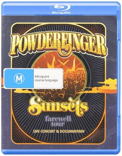 Blu-ray : Powderfinger - Sunsets: Farewell Tour (Blu-ray)