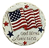 Gerson God Bless America Patriotic Stepping Stone Review