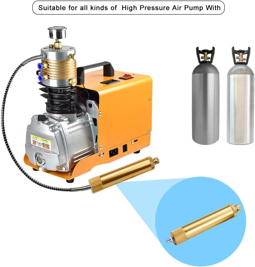 Mengs Moyen 30 Mpa PCP Filtre /à compresseur dair pour pompe /à eau