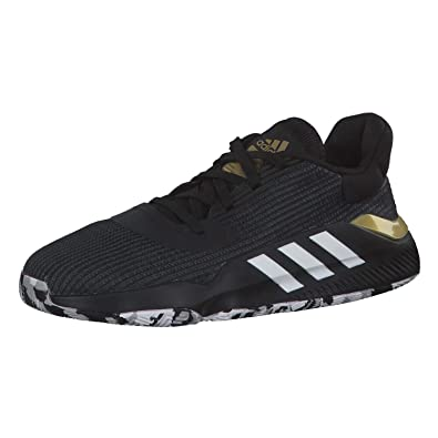 adidas Pro Bounce 2019 Low, Zapatillas de Baloncesto Unisex Niños ...