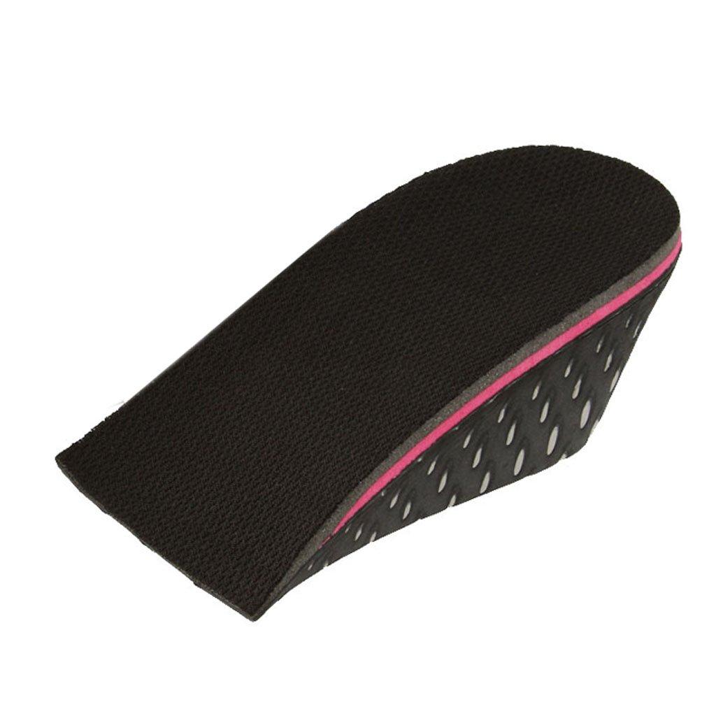 Baoblaze 1 Par de Cojines de Zapatos Unisex Aumento de Altura Alza Confortable Plantillas