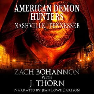 American Demon Hunters: Nashville, Tennessee Audiobook