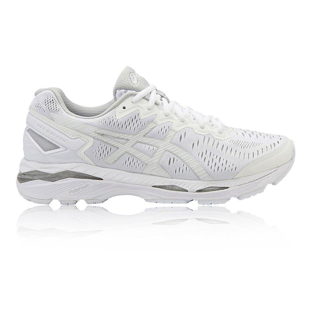 ASICS Gel Kayano 23 Running Shoes 15 White: Amazon.co.uk