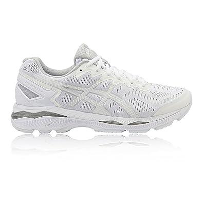 on sale cd682 03848 ASICS Gel Kayano 23 Running Shoes - 15 White: Amazon.co.uk ...