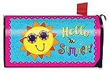 Briarwood Lane Hello Summer Sun Magnetic Mailbox
