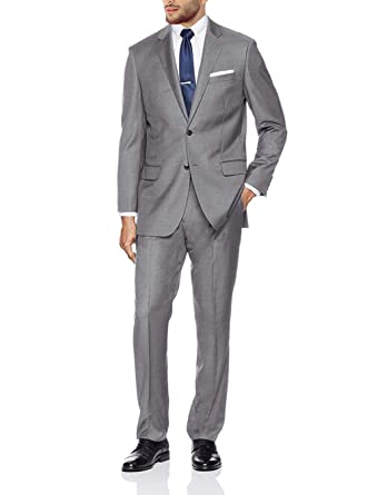 4dca22ccc GN GIORGIO NAPOLI Presidential Men's 2 Button Suit Separate Coat Blazer (36  Short US /