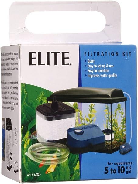 Elite Junior Aquarium Accessory Kit Aquarium Air Pump Accessories Pet Supplies