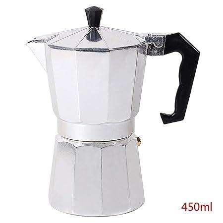 Morza Aluminio cafeteras de café Espresso Cafetera Eléctrica ...
