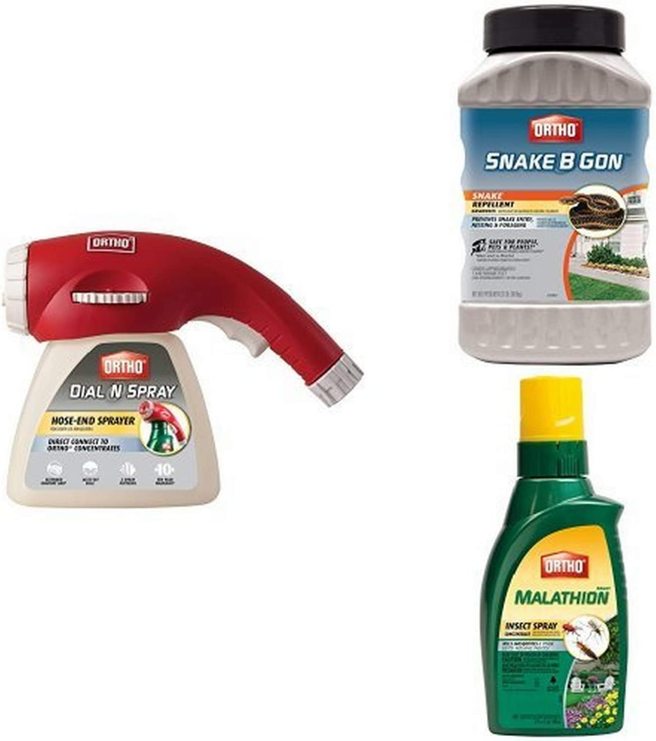 Ortho Mosquito Control & Snake Repellent Bundle