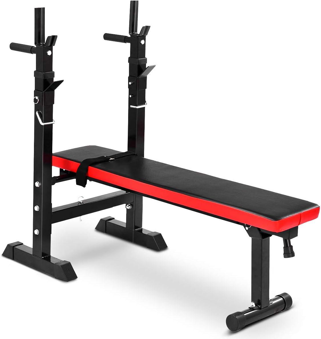 kompatibel mit Total Gym /& Weider Ultimate Body Works QuickFit Hanteltraining und Gleitbank-/Übungsposter-Set 2 St/ück