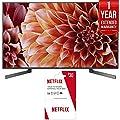 Sony XBR49X900F 49-Inch 4K Ultra HD Smart LED TV (2018 Model) w/ Netflix $30 Gift Card + 1 Year Extended Warranty