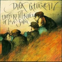 GAUGHAN, DICK - A DIFFERENT KIND OF LOVE SONG
