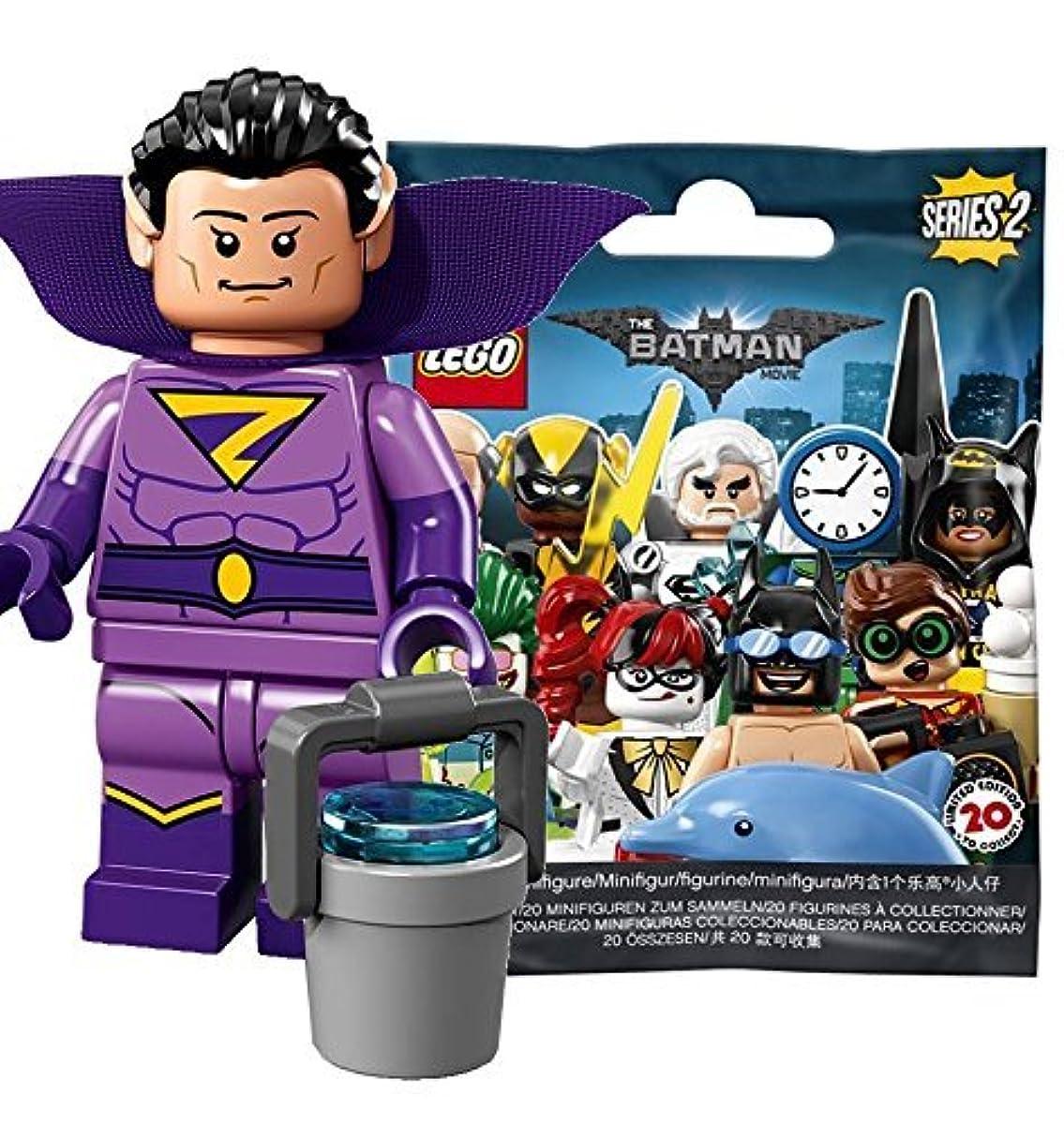 [해외] 레고(LEGO)미니 피규어 더 레고 배트맨 무비 시리즈2 원더 트윈 더― 미개봉품 |THE LEGO BATMAN MOVIE SERIES 2 WONDER TWIN(ZAN) 【71020-14】