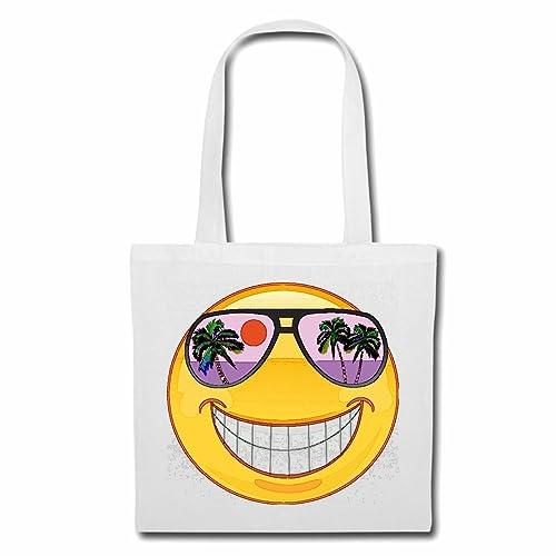 Bolsillo Bolso Bolsa Sonriente en Hawaii Holiday con gafas ...
