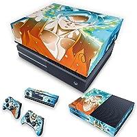 Capa Anti Poeira e Skin para Xbox One Fat - Dragon Ball Super
