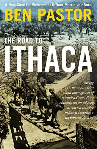 The Road to Ithaca (Martin Bora Book 5)