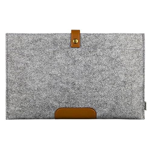 ZhuiKun Funda de Fieltro Blanda para Ordenador Portátil Apple MacBook Pro Retina/Notebook Acer/Asus / Dell: Amazon.es: Zapatos y complementos