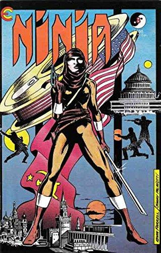 Amazon.com: Ninja #8 FN ; Eternity comic book: Entertainment ...