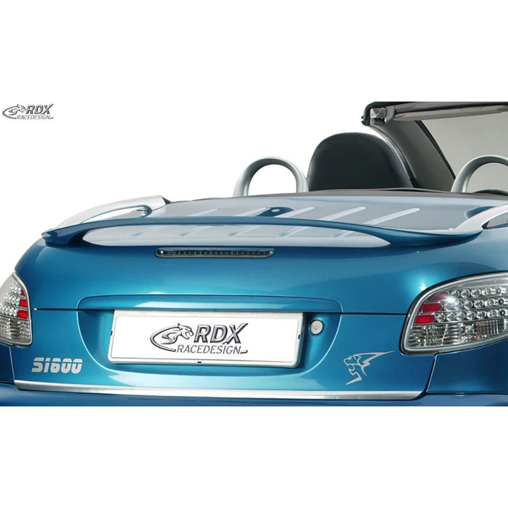 RDX Racedesign RDDS047B Spoiler arri/ère Peugeot 206 CC PUR-IHS .