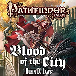 Blood of the City Audiobook
