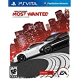 PS VITA Need for Speed: Most Wanted (Criterion)アジア版