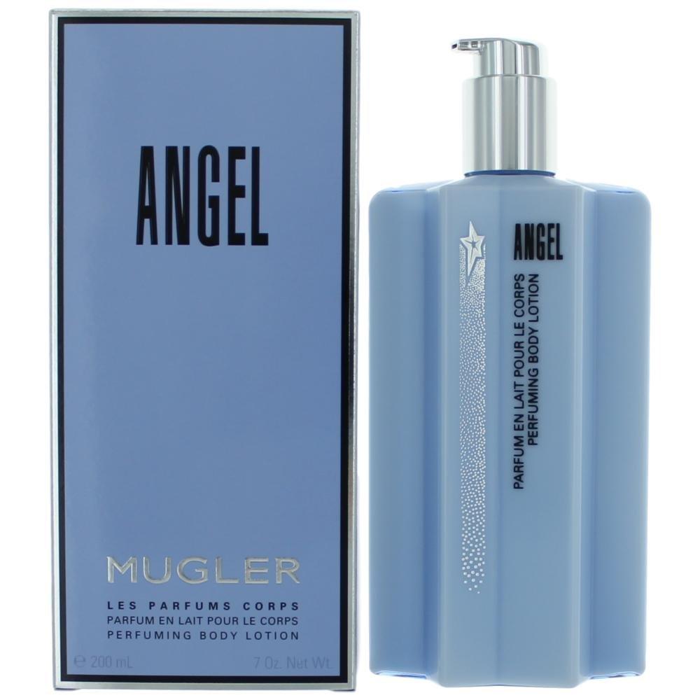 24199b9b15 Amazon.com   Thierry Mugler Angel By Thierry Mugler - Perfumed Body Lotion  7 Unce