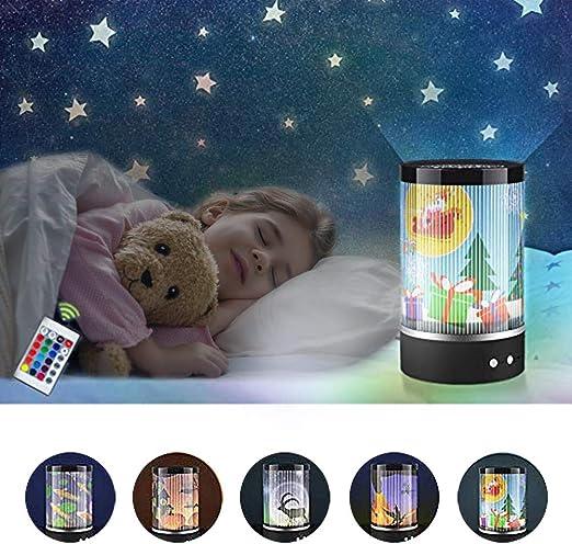SyeRum - Proyector LED de Cielo Estrellado con Mando a Distancia ...