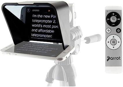 Parrot Teleprompter V2 para smartphones – con Parrot mando a ...