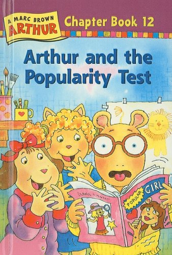 Librarika Arthur And The Cootie Catcher Marc Brown Arthur Chapter Books Pb