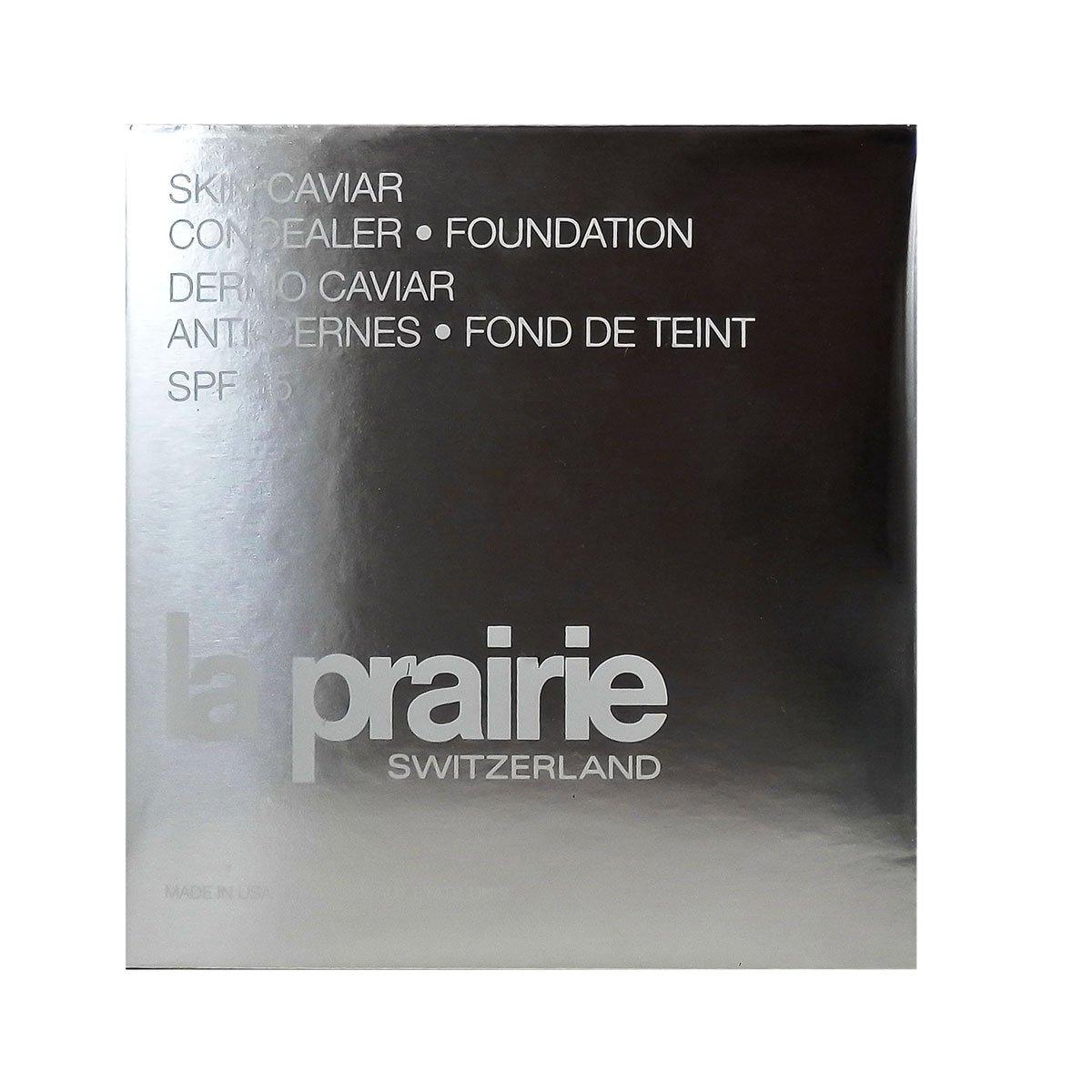 La Prairie Skin Caviar Concealer Foundation SPF 15 for WoMen, Buff, 1 Ounce