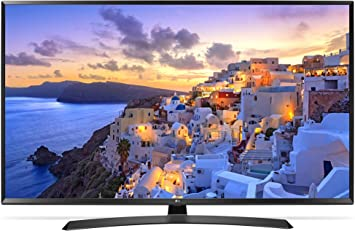 LG 43 UJ635V - 108 cm (43 Zoll) TV (4K Ultra HD, HDR 10, Smart TV, PVR, WLAN, Triple Tuner (DVB T2), USB): Amazon.es: Electrónica