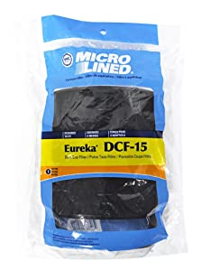 DVC Micro Lined Eureka DCF-15 Vacuum Dust Cup Filter