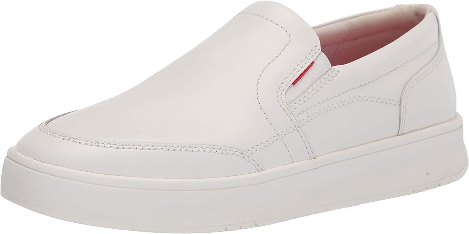 Fitflop Rally X Leather Slip-on Skates, Zapatillas Hombre