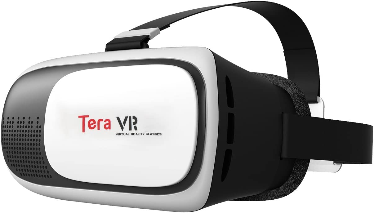 Tera 3D Gafas de Realidad Virtual para Smartphone Entre 4,7 y 6,0 ...