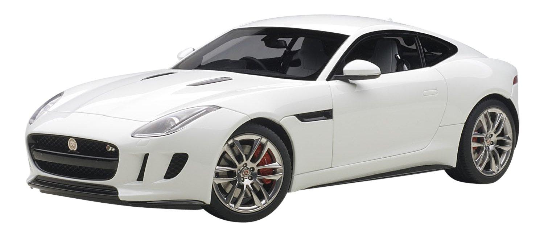 Amazoncom Jaguar FType R Coupe Polaris White By - 2015 jaguar f type