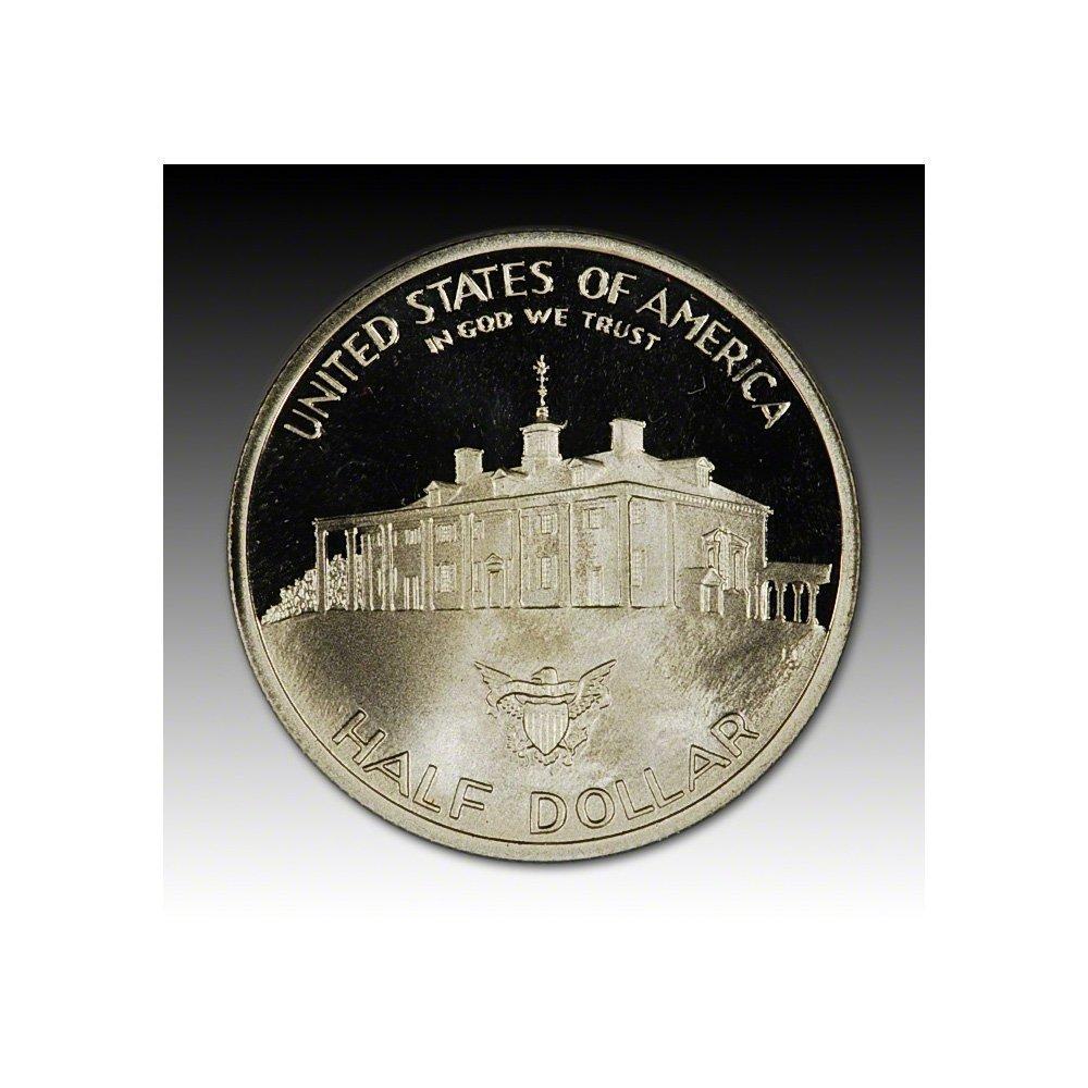 1//2 Proof DCAM US Mint 1982 S US Commemorative Proof Silver Half Dollar George Washington 50C OGP US Mint