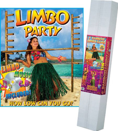 Inflatable Limbo Kit - Beistle 50839 Limbo Kit