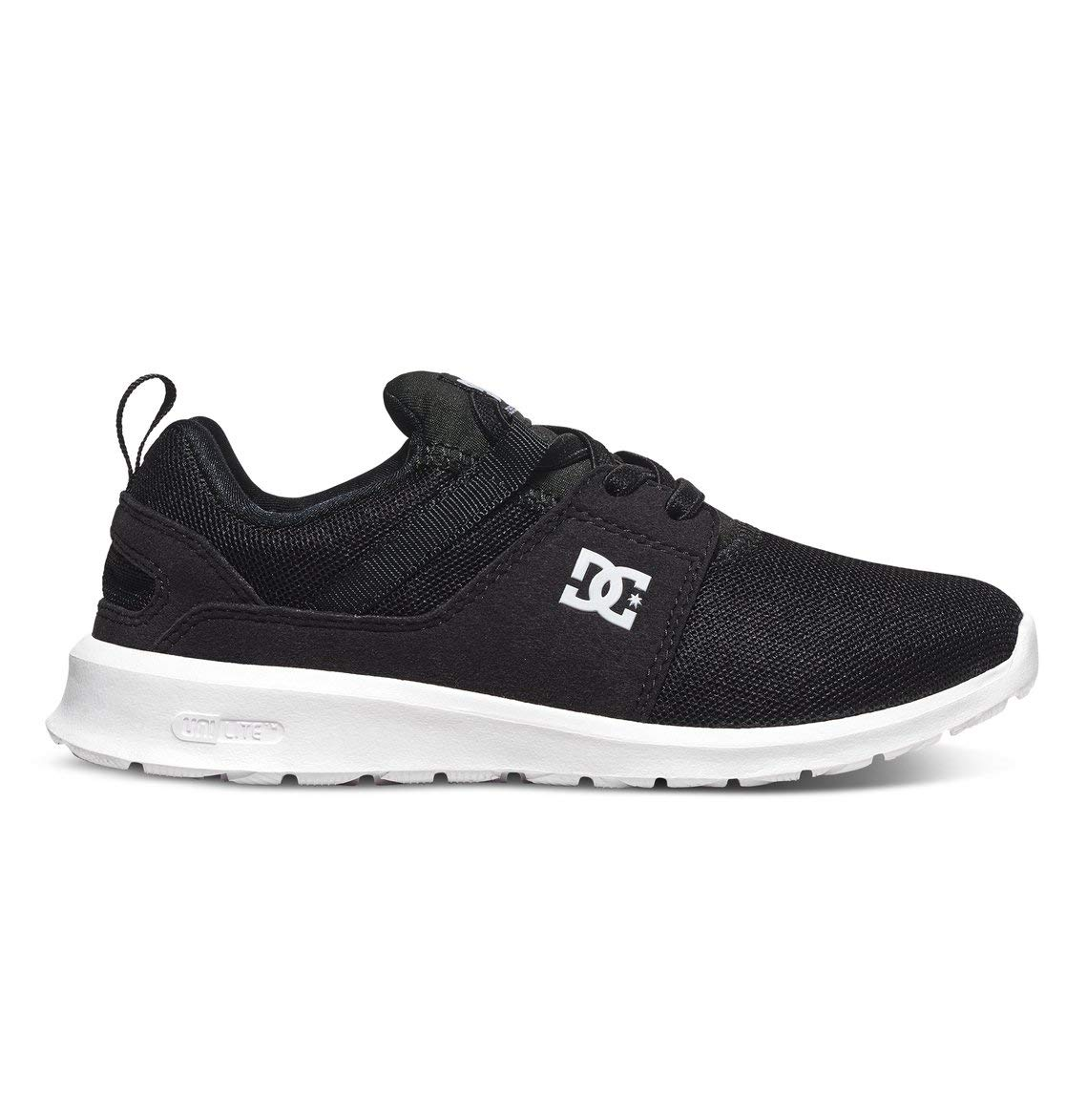 DC Shoes Boys Shoes Heathrow - Shoes - Boys - US 4.5 - Black Black/White US 4.5 / UK 3.5 / EU 35.5