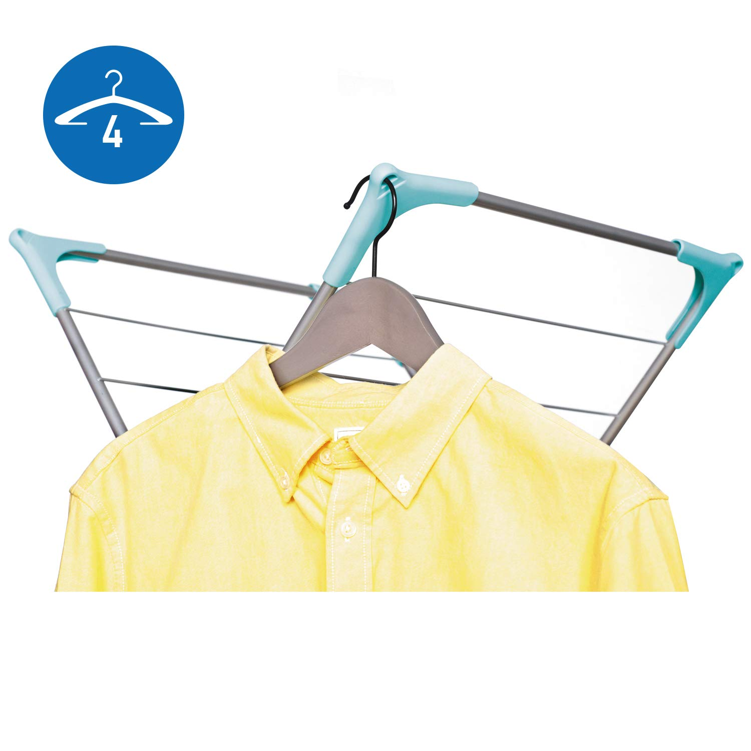 ArtMoon Niagara Clothes Airer Laundry Dryer Foldable Compact 130X48.5X46 cm
