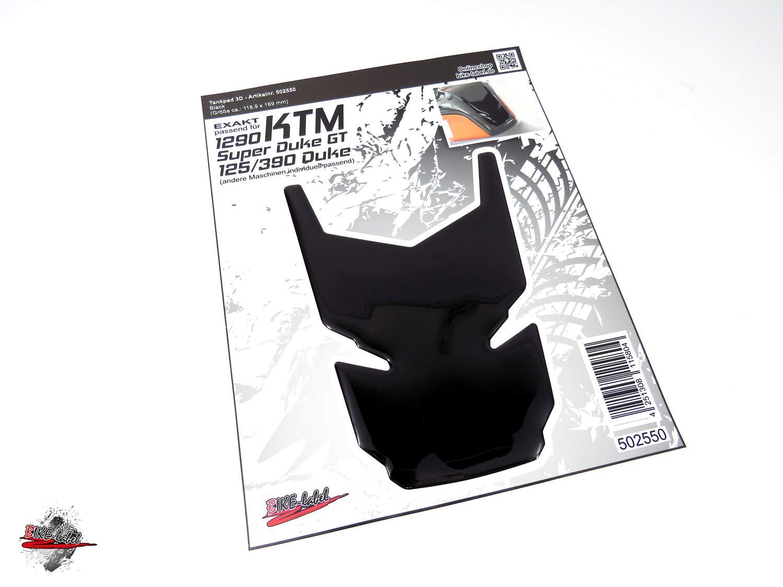 Bike Label 502550A Tank-Pad Lackschutz Aufkleber passend f/ür KTM Duke