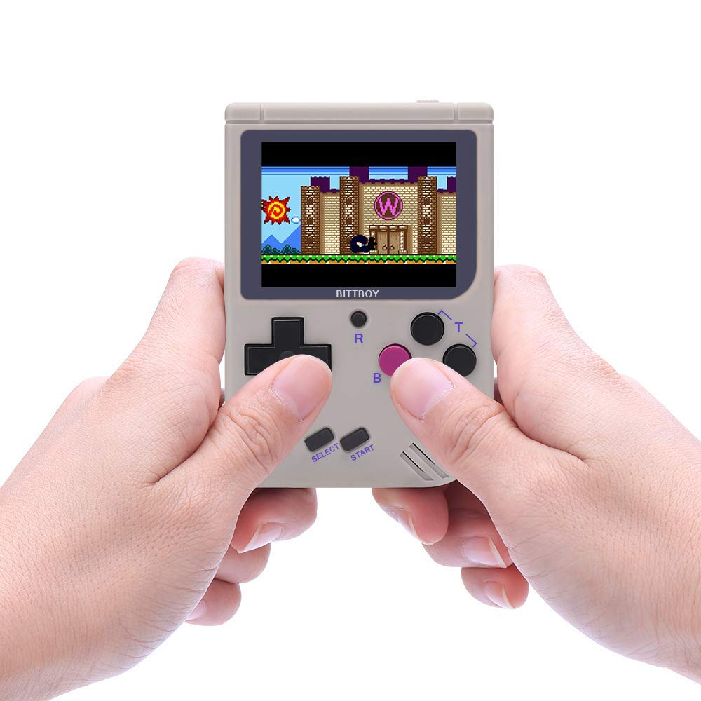 3nd Version-New BITTBOY - 2.4'' IPS Portable Video Game Handheld by BITTBOY (Image #2)