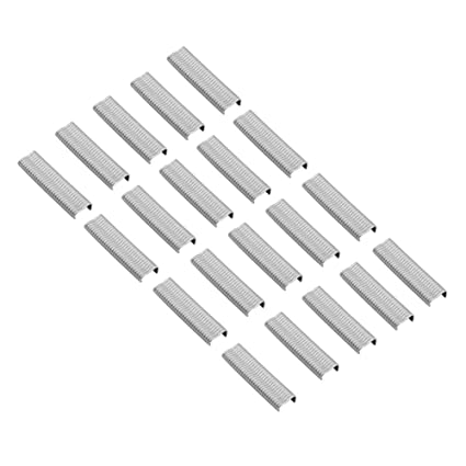 Amazon com: Stainless Steel Nails, 600 Pieces M Shape Metal Tack