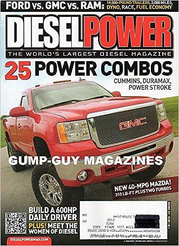 1995 ford f250 powerstroke mpg