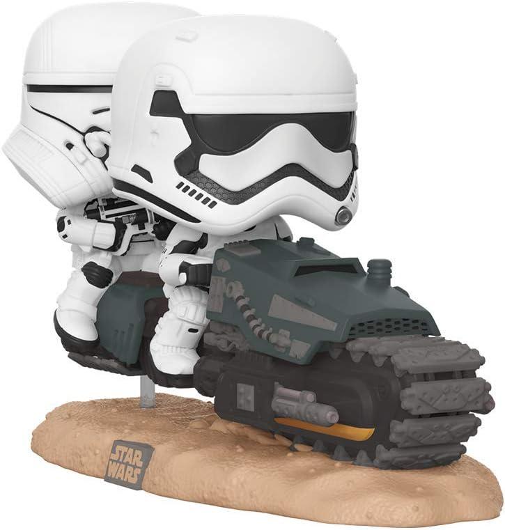 Funko Pop! Movie Moments Star Wars: Episode 9, Rise of Skywalker - First Order Tread Speeder