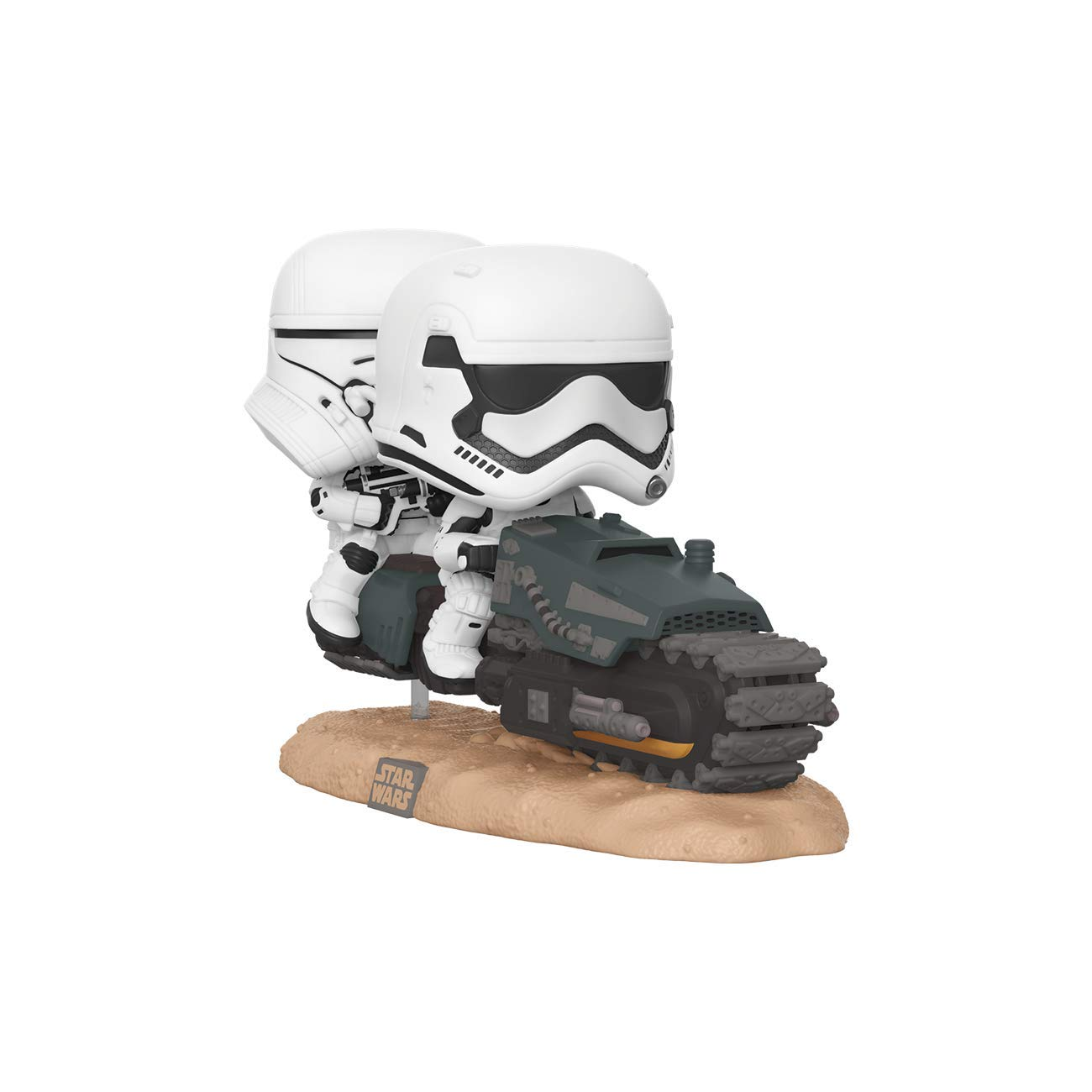 Funko Pop! Movie Moments Star Wars: Episode 9, Rise of Skywalker – First Order Tread Speeder