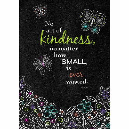 Creative Teaching Press Kindness Inspire U Poster Chart (6679)