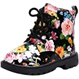Autumn Winter Toddler Girls Floral Waterproof Rain Boots Martin Boots,Outsta Baby Warm Snow Shoes