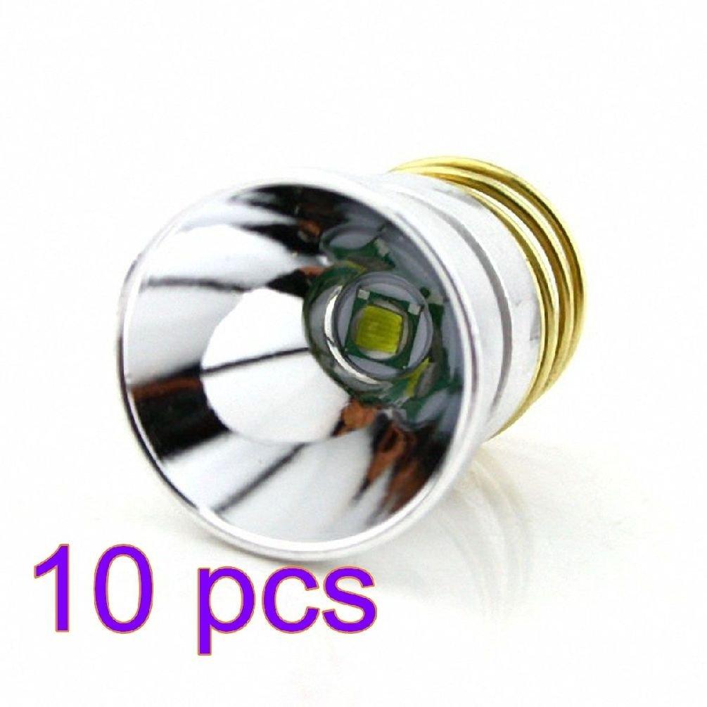 5 x CREE XM-L T6 5-Mode 1000Lm Drop-in LED Flashlight Bulb for Surefire 6P G2 9P
