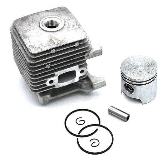 P SeekPro Kit de pistón de Cilindro 34mm para Stihl BT45 FC55 ...